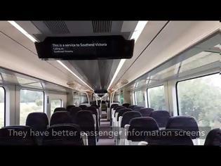 Φωτογραφία για Αγγλία: Το νέο τρένο της Greater Anglia κάνει το παρθενικό του ταξίδι στο βόρειο Essex. Βίντεο.