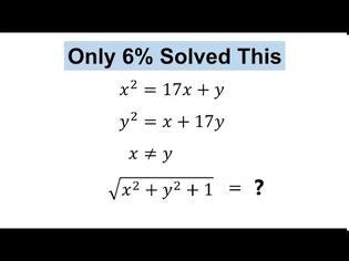 Φωτογραφία για Μόνο το 7% των μαθητών έλυσε αυτό το μαθηματικό πρόβλημα