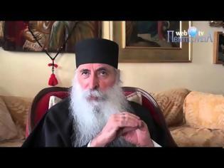 Φωτογραφία για Ο π. Σίμων Αγιορείτης ομιλεί για τον π. Ευμένιο Σαριδάκη, τον Χαμογελαστό Άγιο της Αθήνας († 1999)