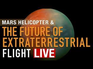 Φωτογραφία για NASA: Το ελικόπτερο του Αρη και το μέλλον