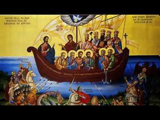 Φωτογραφία για Ι. Ν. Παναγίας Αγίας Νάπας: Χαιρετισμοί και Εγκώμια Αγίου Μεγαλομάρτυρος Εφραίμ (ζωντανή μετάδοση)