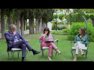 Φωτογραφία για Συναντήσεις στον κήπο του Προεδρικού Μεγάρου: «Αντιμετώπιση της κλιματικής αλλαγής»