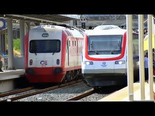 Φωτογραφία για Hellenic Train: Το νέο όνομα και σήμα της ΤΡΑΙΝΟΣΕ