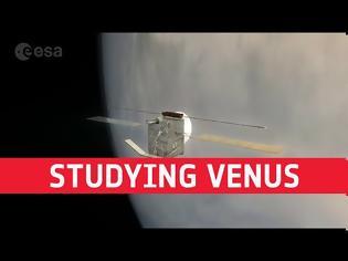 Φωτογραφία για ESA Μελετώντας την Αφροδίτη