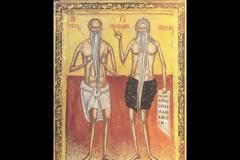 Ι. Μ. Αγίου Νικοδήμου Αγιορείτου Πυργετού: Ιερά Αγρυπνία. Οσίων Ονουφρίου του Αιγυπτίου και Πέτρου του εν Άθω