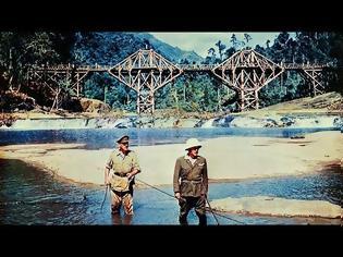 Φωτογραφία για Γέφυρα του ποταμού Κβάι: Η σιδηροδρομική γραμμή του θανάτου. H ταινία και η πραγματικότητα.