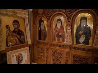 Φωτογραφία για Ακολουθία Εσπερινού και Παράκληση Παναγίας Τριχερούσας και Οσίου Παϊσίου του Αγιορείτου
