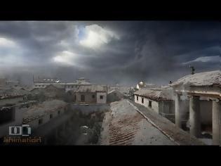 Φωτογραφία για Video Οι τελευταίες ώρες της Πομπηίας...