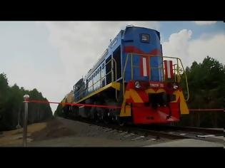 Φωτογραφία για Το τρένο του Τσερνόμπιλ