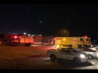 Φωτογραφία για Τραγωδία στην Σάμο: Δύο νεκροί από πτώση αεροσκάφους τύπου Τσέσνα