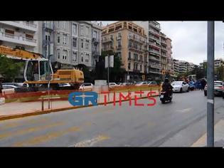 Φωτογραφία για Μετρό Θεσσαλονίκης: Πώς θα είναι η αναπλασμένη Αγίας Σοφίας τέλος του 2021 (ΦΩΤΟ+Video)