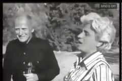 Δόμνα Σαμίου και Yehudi Menuhin- Έχε γειά Παναγιά