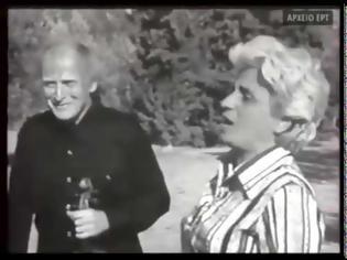 Φωτογραφία για Δόμνα Σαμίου και Yehudi Menuhin- Έχε γειά Παναγιά