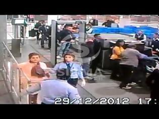 Φωτογραφία για Δείτε το βίντεο - ντοκομέντο...με την πρέσβειρα της Αιγύπτου να χαστουκίζει αστυνομικό στο αεροδρόμιοο της Λάρνακας...!!!