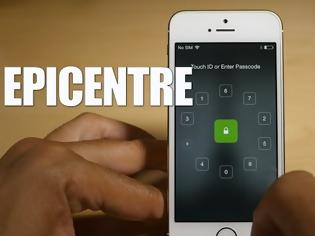 Φωτογραφία για Epicentre: Cydia tweak new v1.0.1-7 ($1)....ξεκλειδώστε εντυπωσιακά την συσκευή σας