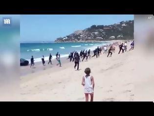 Φωτογραφία για Πως γίνονται οι αποβάσεις-εισβολές των λαθρομεταναστών στην Ευρώπη. (βίντεο)